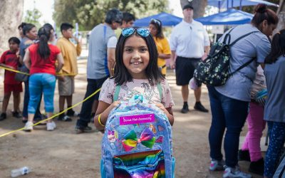6th annual Backpack Drive & Family Fun Fest
