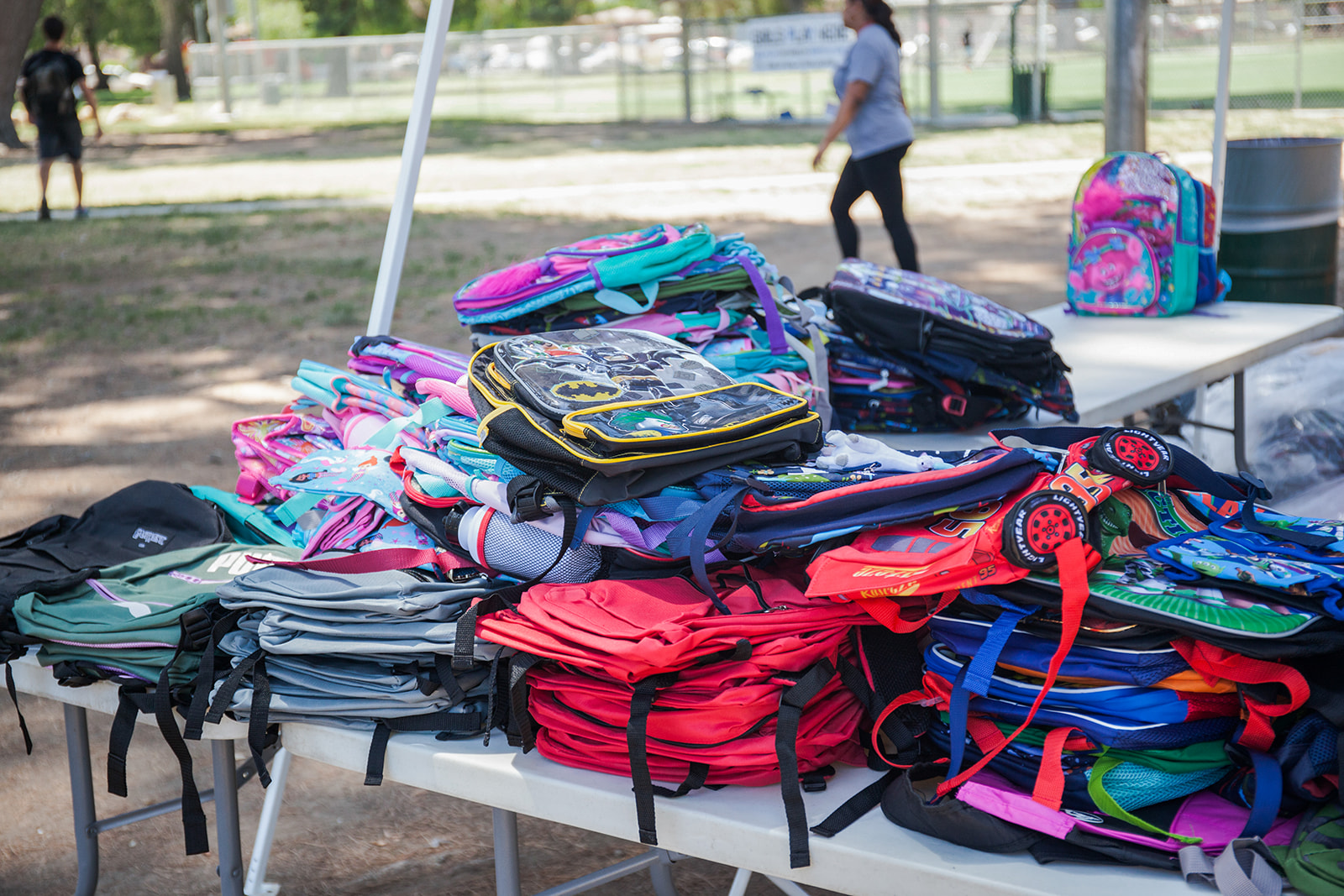 Rays of Light Backpack Drive 2019